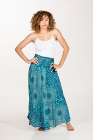 Gypset Peasant Skirt