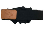 2 in 1 Yoga Mat Strap - Black