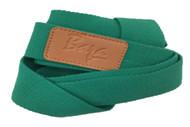 2 in 1 Yoga Mat Strap - Dark Green