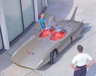 Firebird III 1959 Poster