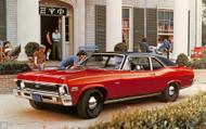 Chevrolet 1972 Nova SS Poster