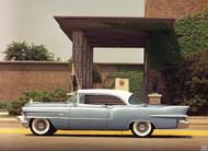 1956 Cadillac Eldorado Seville Poster