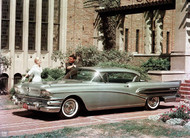 Buick Roadmaster 75 Poster