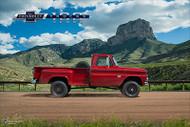 Chevy Trucks Centennial 1960 - 1966 Art Poster