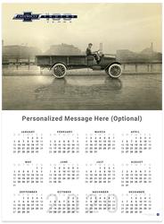 Chevy Trucks Centennial 1918 - 1939 II  2020 Wall Calendar