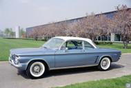 1960 New York Auto Show Super Monza Poster