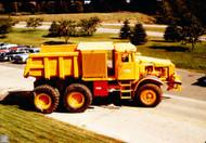GM Dump Truck Poster