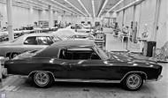 1970 Monte Carlo Fiberglass Model Poster
