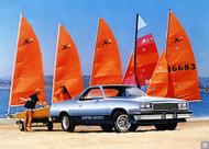 Chevrolet 1983 El Camino Ad Poster