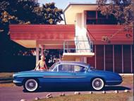 1956 Corvette Impala Concept Poster
