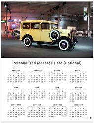 Chevrolet Suburban 2020 Wall Calendar