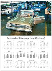 Chevrolet Impala 2020 Wall Calendar