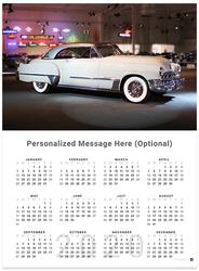 Cadillac 2020 Wall Calendar