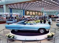 Pontiac Grand Corniche Poster