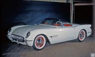 Chevrolet Cougar Motorama 1953 Poster