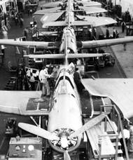 1944 GM Grumman Avengers Poster