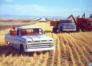 Chevrolet Trucks Harvest Poster