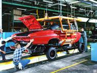 1968 Chevrolet Impala Assembly Poster