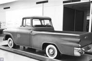 Chevrolet 1956 Truck Studio Poster