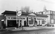 Chelten Pontiac Poster