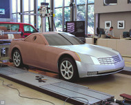 Cadillac Studio XLR Clay Model II Poster