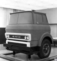 1958 GMC Truck Studio Poster