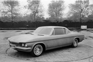 1962 Chevrolet Clay Corvair Poster