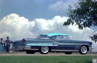 1958 Pontiac Bonneville II Poster