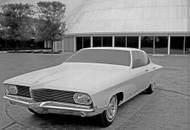 1962 Pontiac Concept  Poster