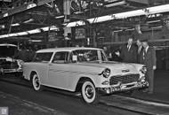 1955 Chevrolet Nomad Poster