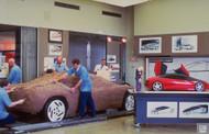 1990 Pontiac Studio Poster