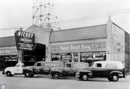 Nickey Chevrolet Dealership Poster