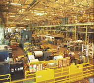GM Metal Fabrication Plant Poster