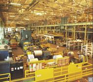 GM Metal Fabrication Plant Poster