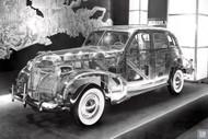 1939 World Fair Pontiac Poster