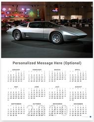 Chevrolet Corvette Aerovette 1 2020 Wall Calendar