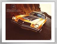 1974 Chevrolet Camaro Z28 Sport Coupe Framed Print