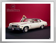 1974 Chevrolet Nova 'Spirit of America'  Framed Print