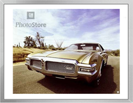 1968 Oldsmobile Toronado Coupe Framed Print