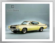 1970 Buick GSX Sport Coupe II Framed Print