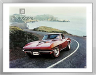1967 Chevrolet Corvette Sting Ray Coupe Framed Print