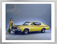 1970 Buick GSX Sport Coupe Framed Print