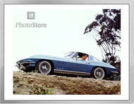 1965 Chevrolet Corvette Sting Ray Coupe Framed Print