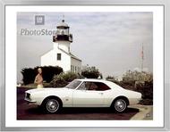 1967 Chevrolet Camaro Sport Coupe Framed Print