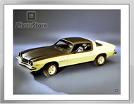 1976 Chevrolet Camaro Rallysport Coupe Framed Print