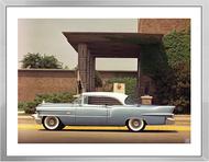 1956 Cadillac Eldorado Seville Framed Print