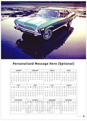 Classic Nova 2021 Wall Calendar