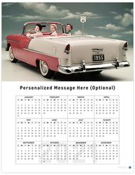 Bel Air II 2021 Wall Calendar