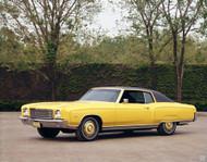 Chevrolet Monte Carlo Poster
