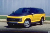 1998 Chevrolet XT-Blazer Poster